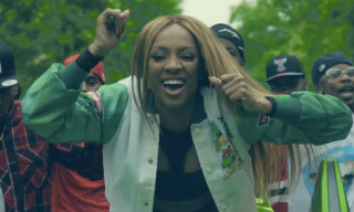 "Lil Mama Promotes Safe Sex in Her Video for ""Sausage"""