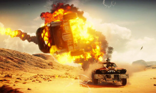 "'Mad Max' Returns in ""Savage Road"" Video Game Trailer"