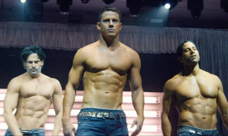 Watch the Official Trailer for 'Magic Mike XXL'