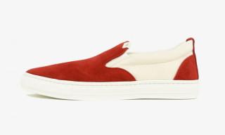 Maiden Noir x Buddy Spring/Summer 2015 Footwear Collection