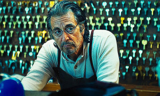 Watch the Official Trailer for 'Manglehorn' Starring Al Pacino