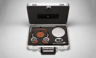 Master & Dynamic and Zero Halliburton Release New Audio Toolkit