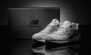 "New Balance MRT580XX ""All-White"" Special Edition"