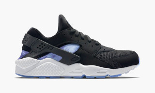 "Nike's Air Huarache Receives a Summery ""Persian Violet Tie-Dye"" Colorway"
