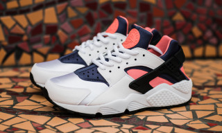 Nike's Air Huarache Run Gets Ready for Summer