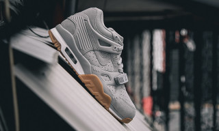 "Bo Jackson's Nike Air Trainer 3 Arrives in ""Wolf Grey"""