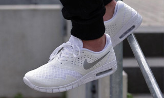 "Nike Eric Koston 2 Max ""Total White"""