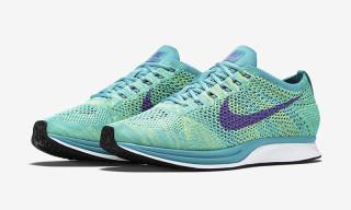 Nike Flyknit Racer 'Aurora Borealis'