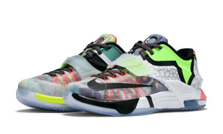 "Nike Goes All Out on the KD 7 ""What The KD"""