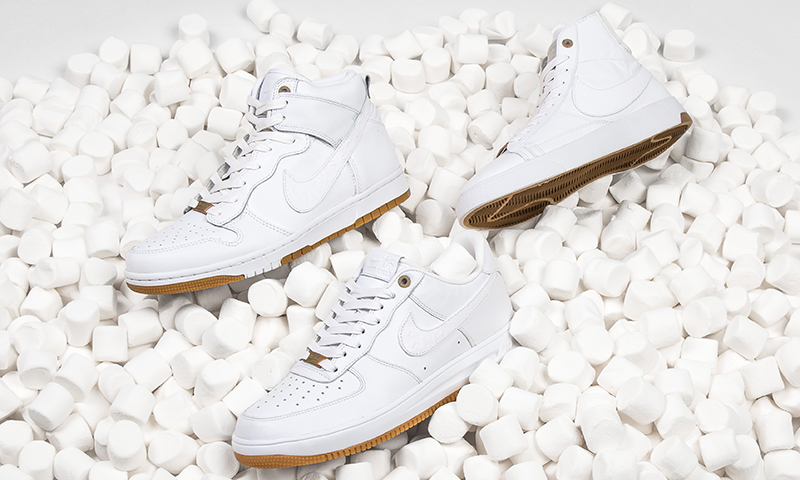 3037fa290a41 80%OFF Nike Drops a New AllWhite Pack for Summer Highsnobiety ...