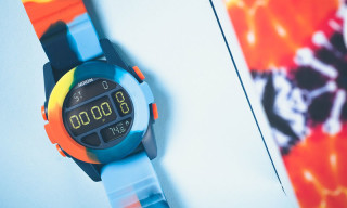 Nixon Partners With Grizzly for Tie-Dye Collection
