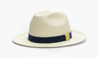 "Norse Projects Gear up for Summer With ""Frode"" Panama Hats"