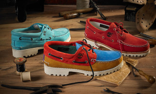 "Offspring x Timberland Spring/Summer 2015 ""Crafted"" Pack"
