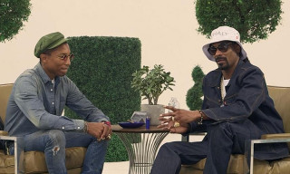 Watch Pharrell Williams and Snoop Dogg Discuss 'BUSH'