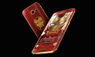 "Samsung's Galaxy S6 Edge ""Iron Man"" Is Spot on Down to the Charger"