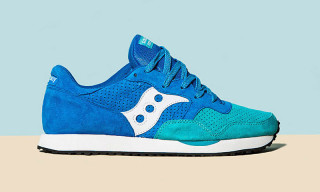 Saucony Originals Draws Inspiration From Bermuda for Their Latest Pack