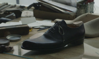 Sebastian Tarek Shows Us the Exhaustive Process Behind a Handcrafted Shoe