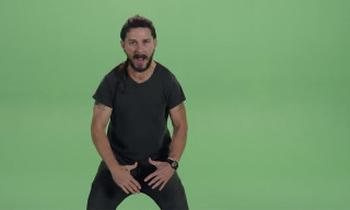 Watch Shia LaBeouf Deliver the Most Intense Motivational Speech of All Time