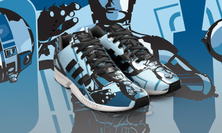 Star Wars Graphics Introduced to adidas Originals MIZXFLUX App