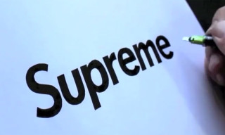 Watch Famous Logos Like Supreme, Ferrari & 'The New York Times' Drawn in Freehand