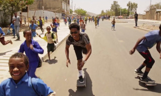 "The Very Best Releases Music Video for ""Makes a King"" Starring Ethiopia Skate"