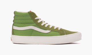 Vans Vault Keeps It OG With Spring/Summer 2015 Sk8-Hi Pack