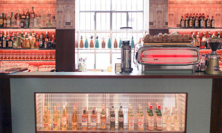 Wes Anderson Designs Bar for Prada