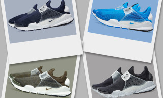Win All 4 fragment design x Nike Sock Dart Sneakers Courtesy of END