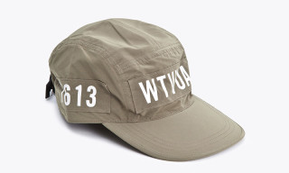 WTAPS Spring/Summer 2015 Commander Caps
