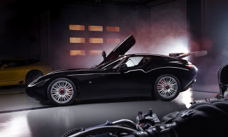 Zagato Previews the New Maserati Mostro