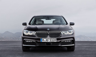 BMW Brings the 7 Series Into 2016