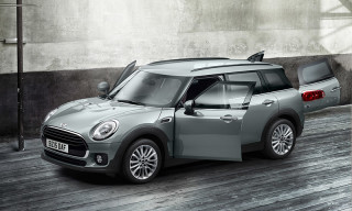 2016 Mini Clubman to Be the Biggest Yet