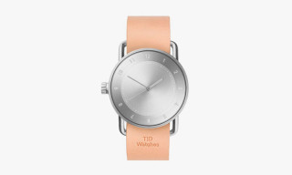 "TID Introduces Its Solid Brushed Steel ""No. 2"" Watch"
