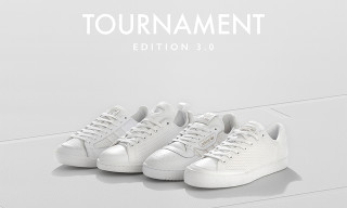 "size? Drop adidas Originals ""Tournament Edition 3.0"" Collection in Time for Wimbledon"