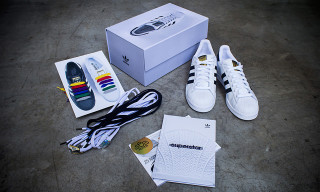 'SneakersBR' and adidas Originals Celebrate 45 Years of the Superstar