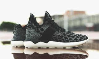 "adidas Originals Releases the Tubular Runner Primeknit in ""Black Carbon"""