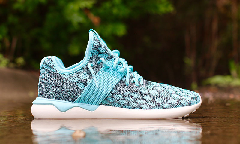 Adidas Originals Tubular Runner Primeknit Blue