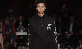 Alexander McQueen Presents Sailors Lost at Sea for Spring/Summer 2016