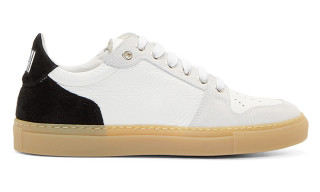 AMI Drop a Leather Gum Sneaker Pack for Fall/Winter 2015