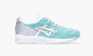 "An Exclusive Look at the Second Colorway of the Ronnie Fieg x Diamond Supply Co. x ASICS GEL Saga ""Tiffany"""