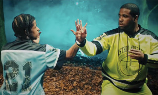 A$AP Ferg and Astrid Andersen Present 'Water' Fashion Film