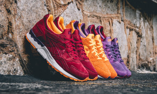 "ASICS Does Colorblocking With the GEL-Lyte V ""Sunset"" Pack"
