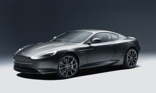 Aston Martin Reveals Burliest DB9 Yet