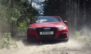 Audi Unleashes the All-New RS3 Sportback to Take on the Legendary A1 Quattro