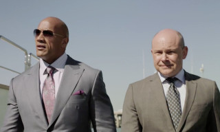"Dwayne ""The Rock"" Johnson Plays a Superstar Football Manager in HBO's 'Ballers'"