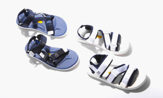 BEAUTY & YOUTH, Norse Projects and SUICOKE Come Together for Collaborative Sandal Release
