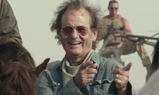 Bill Murray Stars in Upcoming Comedy 'Rock the Kasbah'