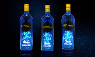 'Breaking Bad'-Inspired Heisenberg Vodka Is Blue Just Like His Meth