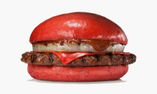 Burger King Japan Introduces Red Burgers