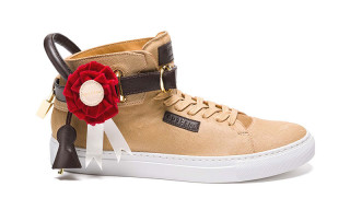 "BUSCEMI Fetishizes Luxury With the 100mm ""Triple Crown"" Pack"